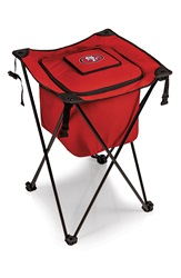 Picnic Time 'Sidekick' Portable Cooler San Francisco 49Ers Red