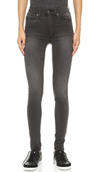 Cheap Monday Second Skin Jeans Cold Black