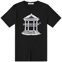 Undercover Monument Tee Black
