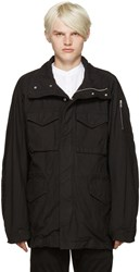 Attachment Black Field Jacket