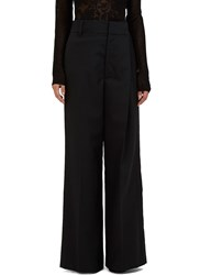 Marc Jacobs Oversized Wide Leg Pants Black