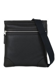 Dunhill Envelope Leather Crossbody Bag