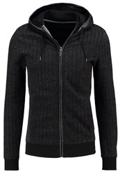 Teddy Smith Gerone Tracksuit Top Anthracite Chine Mottled Anthracite