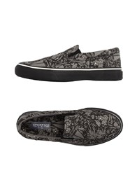 Sperry Top Sider Footwear Low Tops And Trainers Men Grey