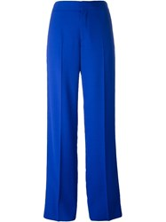 Maison Martin Margiela Wide Leg Trousers Blue