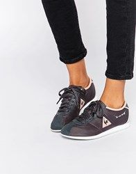 Le Coq Sportif Wendon Classic Charcoal Trainers Grey