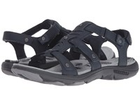Merrell Adhera Three Strap Ii Navy Women's Sandals