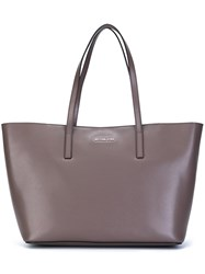 Michael Michael Kors Medium 'Emry' Tote Grey