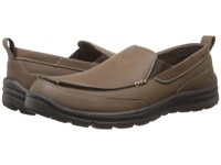 Deer Stags Everest Brown Men's Slip On Shoes