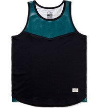Mister Turquoise Hide Tank Top