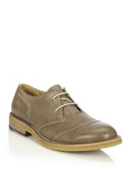 Belstaff Westbourne Waxed Leather Lace Ups