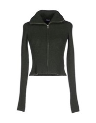Blauer Cardigans Military Green