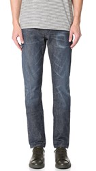 Earnest Sewn Dean Skinny Jeans Fetch
