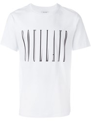 Soulland 'Barker' T Shirt White