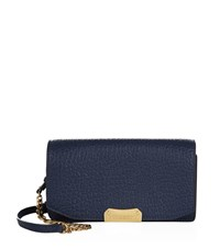 Burberry Shoes And Accessories Small Madison Clutch Bag Female Blue