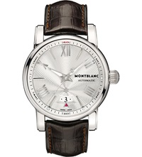 Montblanc 102342 Star Automatic Watch Steel