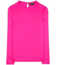 Tom Ford Silk Blouse Pink