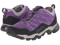Oboz Pika Low Fuchsia Women's Shoes Pink