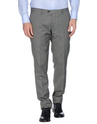 Alessandro Dell'acqua Trousers Casual Trousers Men Grey