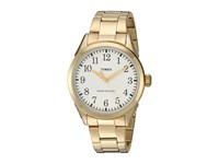 Timex Briarwood Terrace Stainless Steel Bracelet Gold Tone Silver Tone Watches Brown