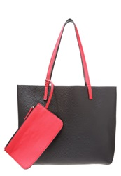 New Look Wow Tote Bag Red