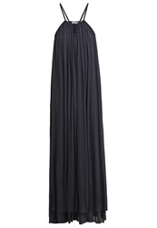 Filippa K Maxi Dress Dark Blue