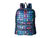 Le Sport Sac Functional Backpack Color Blocks Backpack Bags Navy