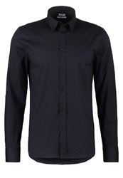 Filippa K Paul Slim Fit Formal Shirt Navy Dark Blue