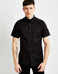 G Star G Star Landoh Clean Shirt Short Sleeve Black