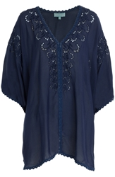Melissa Odabash Lace And Crochet Tunic