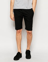 Religion Smart Jersey Shorts Black