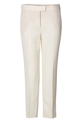 Moschino Cheap And Chic Wool Cropped Pants