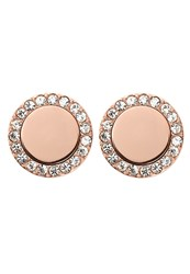 Fossil Classics Earrings Rosegoldcoloured Rose Gold