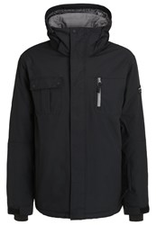 Quiksilver Mission Snowboard Jacket Black