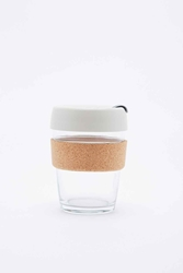 Brew Cork Medium Keep Cup In White Urban Outfitters