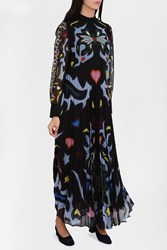 Mary Katrantzou Printed Gown Multi