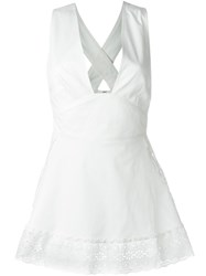 Stella Mccartney 'Amanda' Top White