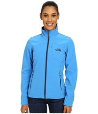 The North Face Apex Bionic Jacket Clear Lake Blue Patriot Blue Women's Coat