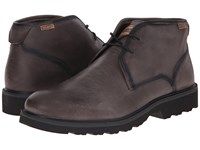 Pikolinos Glasgow 05M 6030F Dark Grey Men's Lace Up Boots Gray
