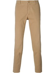Tomas Maier Chino Trousers Nude And Neutrals
