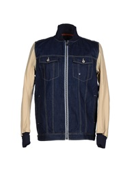 Duck And Cover Denim Outerwear Blue