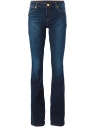 Michael Michael Kors Flared Jeans Blue