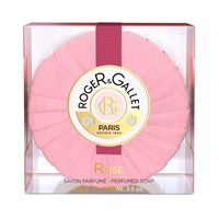 Roger And Gallet Rose Round Soap In Travel Box 100G