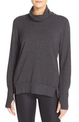 Alo Yoga Women's 'Haze' Long Sleeve Top