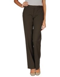 Michael Kors Dress Pants Dark Brown