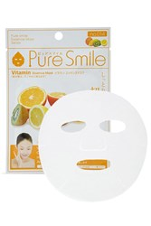 Forever 21 Pure Smile Face Mask White