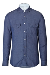 Marc Jacobs Cotton Denim Shirt