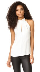 C Meo Collective Can't Resist Sleeveless Top Ivory