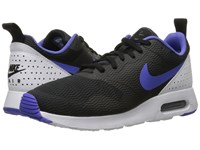 Nike Air Max Tavas Black White Persian Violet Men's Shoes