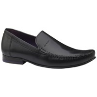 Ted Baker Simeen Round Toe Moccasins Black